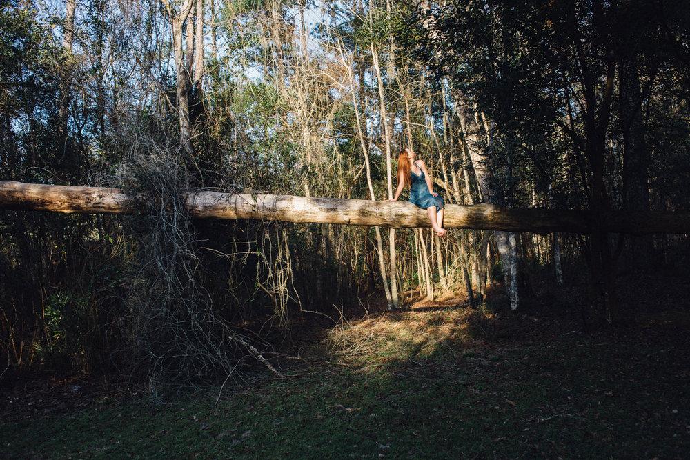 Woodland adventures. Photo by Allisa Babor.