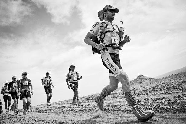 RODDY RIDDLE MARATHON DES SABLES