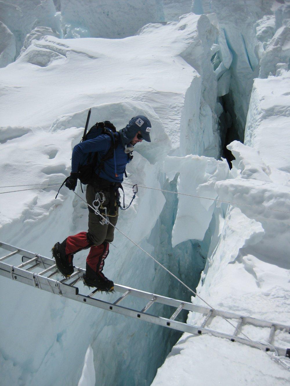 Sebastien Sasseville Mt Everest