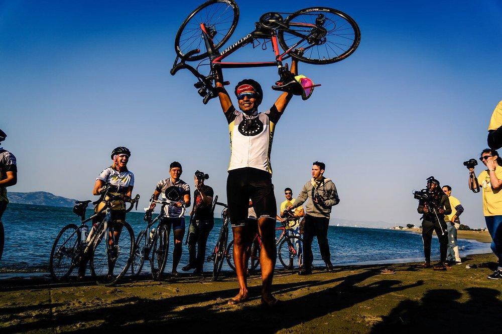 Sid Sharma Bike Beyod