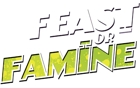 Feast or Famine Sci-Fi Comic