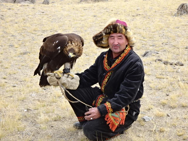 The Eagle Hunter - Mongolia