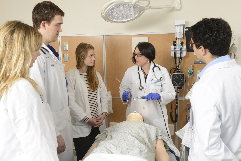 Copy of STUDENTS — Reading Health Emergency Residency Program