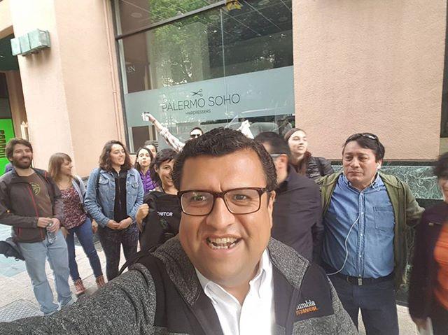 Saliendo Aprendo camino al humedal con Fundación San Carlos de Maipo!!! Salida pedagógica para nuestrxs compañer×s