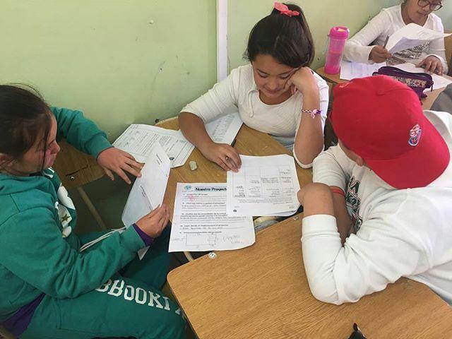 Terminando nuestras ultimas sesiones del año junto a los alumnos del Colegio Adventista Buenaventura ☺ #saliendoaprendo  #fundacionsancarlosdemaipo  #CAB