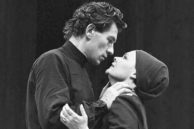 Sir Ian and Dame Judy Dench in Macbeth
