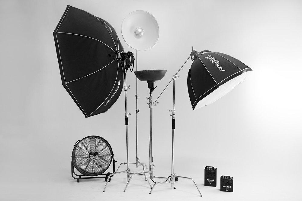MonaLiza Studio ProFoto