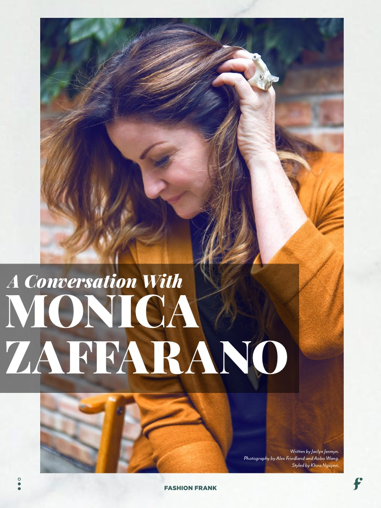 Monica Zaffarano - Commercial Advertising Producer