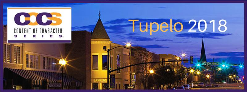 Tupelo Event 2018