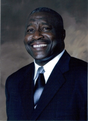 Pastor William Andrews