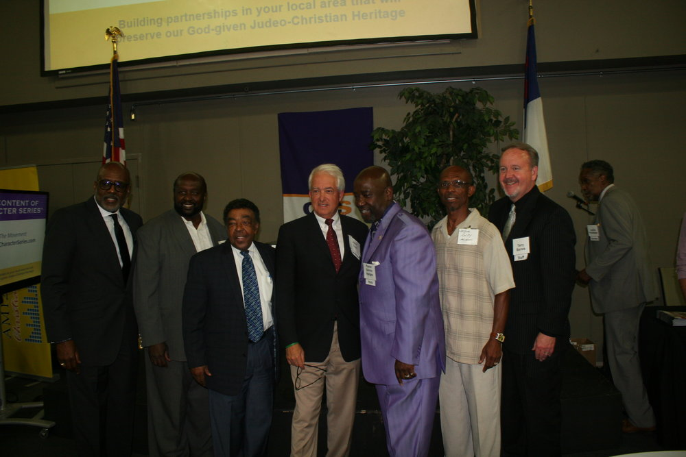 John Cox and Black Pastors - Group.JPG