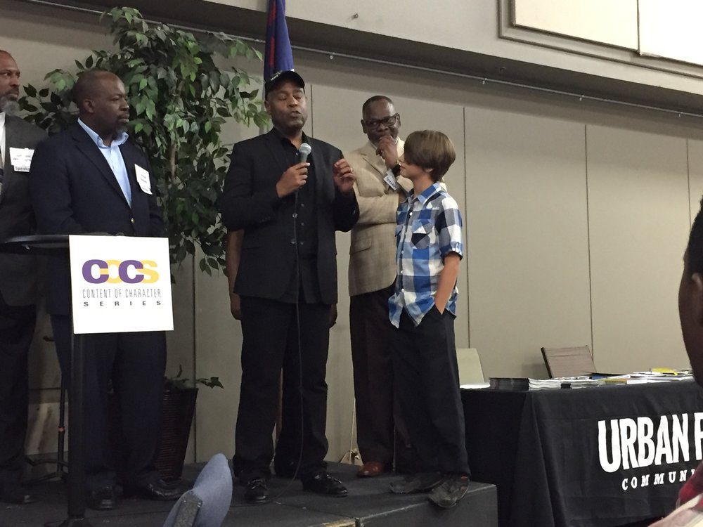 Speaker- Walter Hoye & Young Boy.JPG
