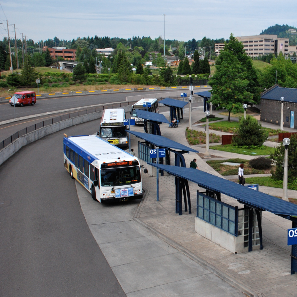 Overtime costs have dropped by $18,000 per year by crafting more accurate schedules - Tillamook County Transportation District