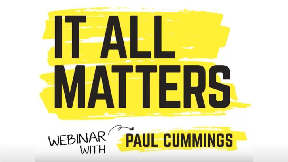 it all matters paul cummings enterprises