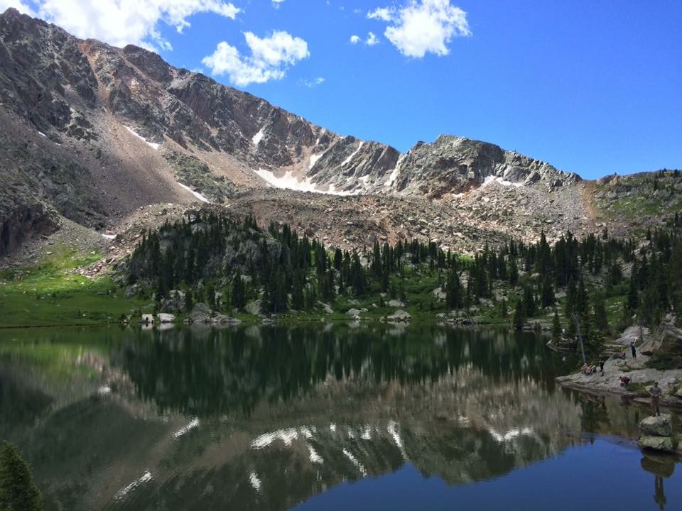 Columbine Lake - Winter Park, CO