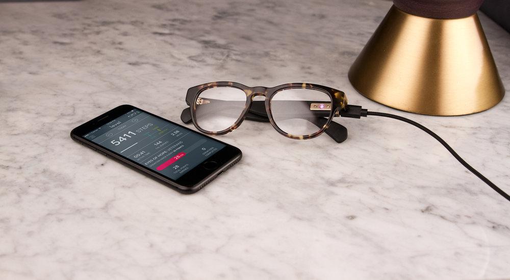 Level smart glasses nightstand with app.jpg