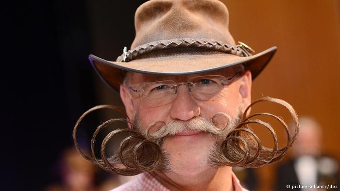 I love a man with a beard