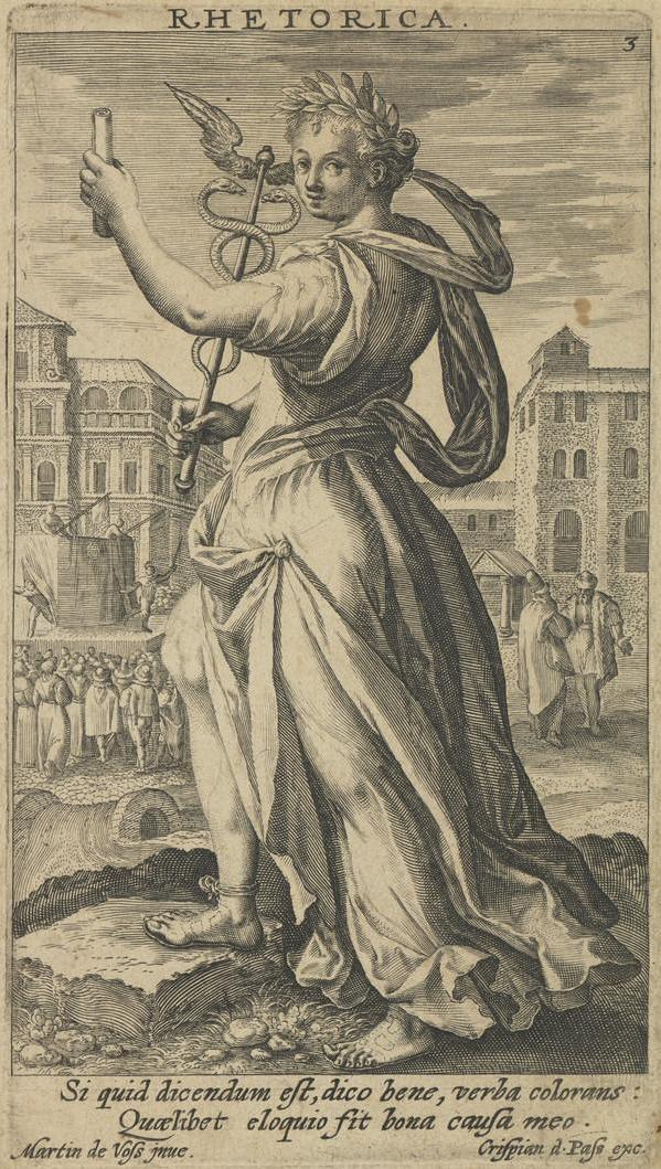 De Vos  Rhetorica  (1603)