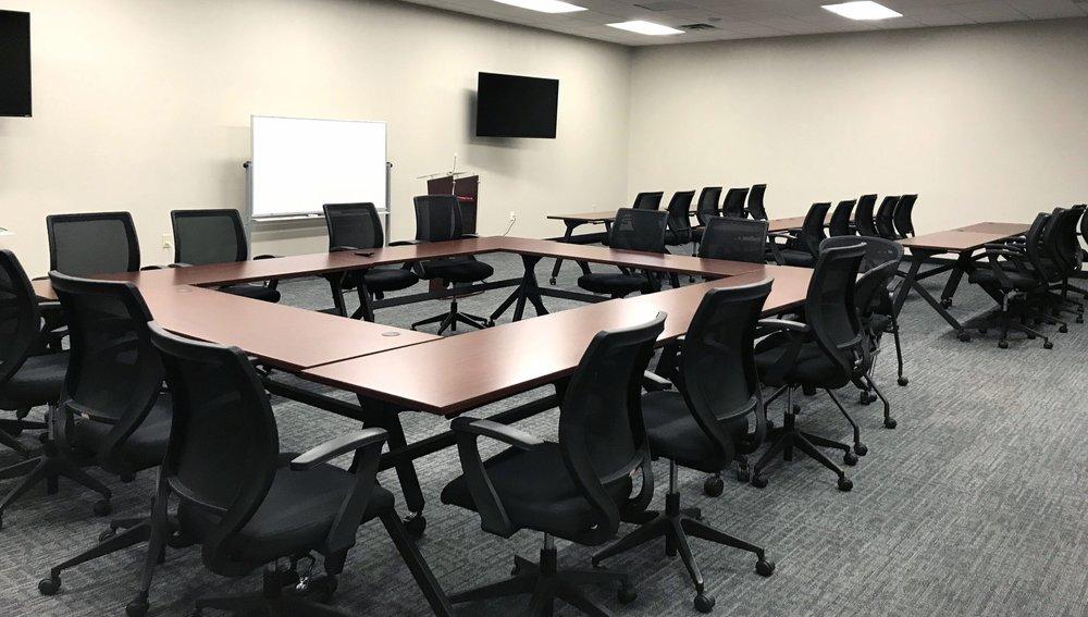 Serve Denton Center Conference Room