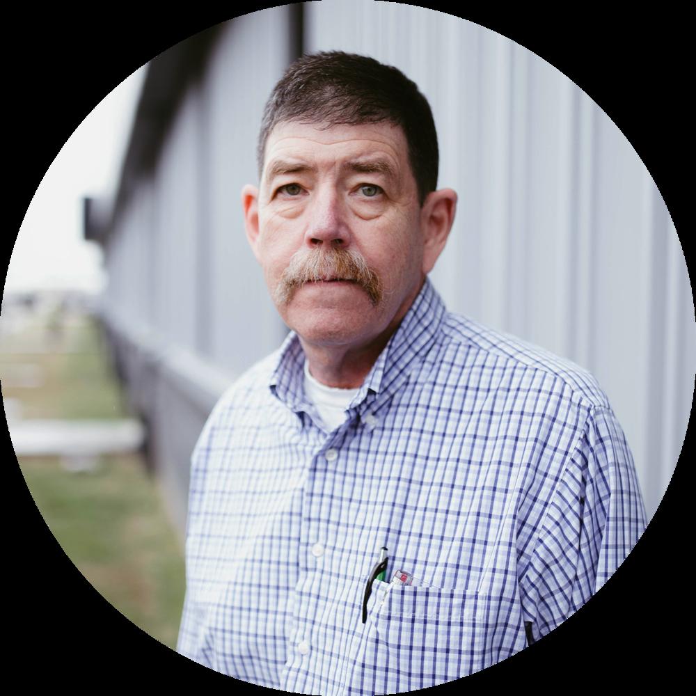 Bob Jons,  Property Manager