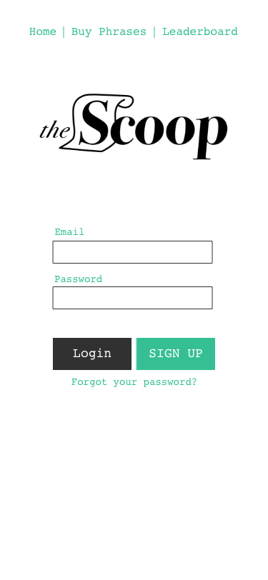 The Scoop Mobile Login.png