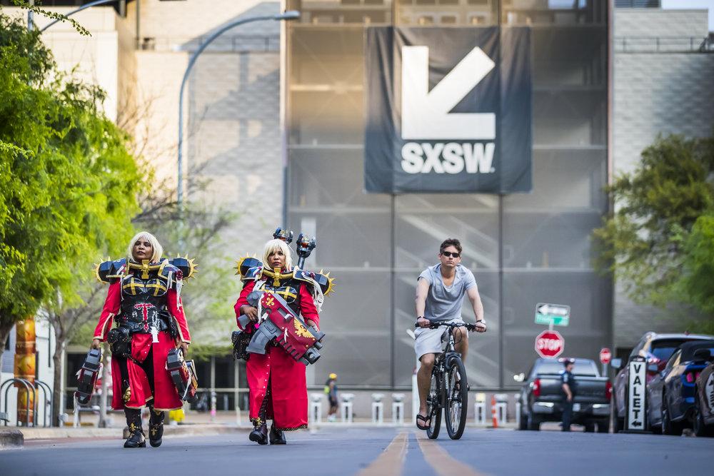 SXSW 2018. Austin TX