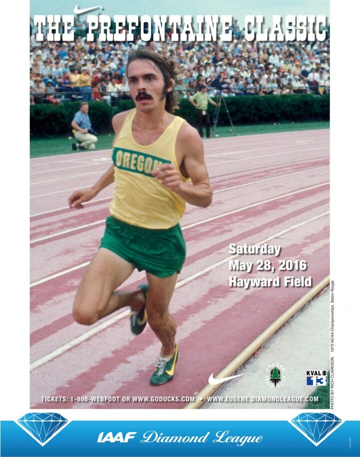 PREFONTAINE CLASSIC - Date: May 26, 2017Location: Eugene, Oregon (University of Oregon) Event: In the first women's javelin Diamond League event of the season, a strong first round effort of 61.66m faded to seventh place in a very competitive field.