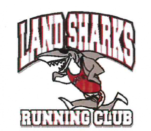 LANDSHARKS RUNNING CLUB   - Date: June 13, 2017                                     Location: Colorado Springs, CO                     Event: At the end of the second day of Intro to Track Camp, Kara spoke to elementary school-age campers about always trying their best followed by Q & A.