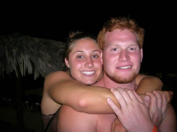 Russ and I 2006.jpg