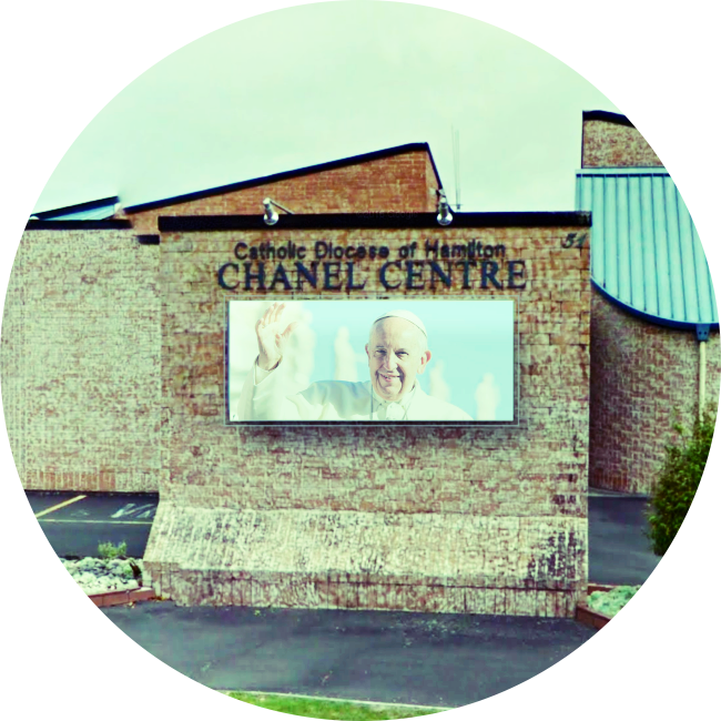 Chanel Centre,  Grey Stret, Hamilton, NZ