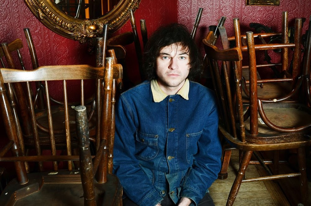 Ryley Walker. Photo by Tom Sheehan  .