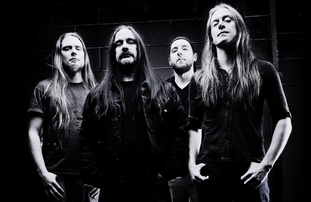 Carcass play November 27 at the Majestic.