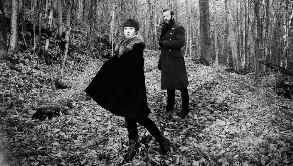 Sarah Neufeld and Colin Stetson play August 10 at the Shitty Barn.