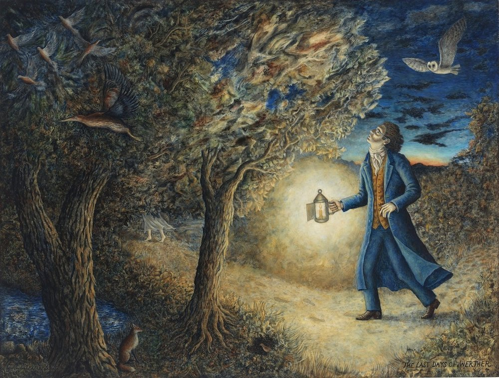 "Gina Litherland, ""The Last Days Of Werther."""