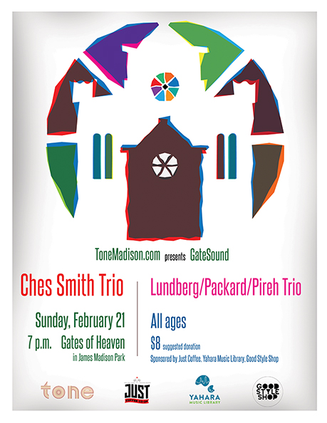 2/21/2016: Ches Smith/Craig Taborn/Mat Maneri, Nestle