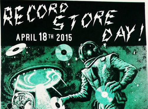 4/18/2015: Record Store Day with Mr. Jackson, Cowboy Winter