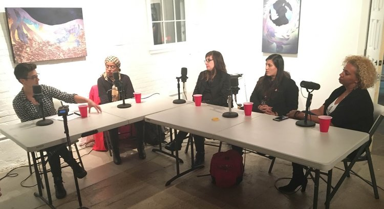 11/15/2016: Consent, Amplified Panel Discussion