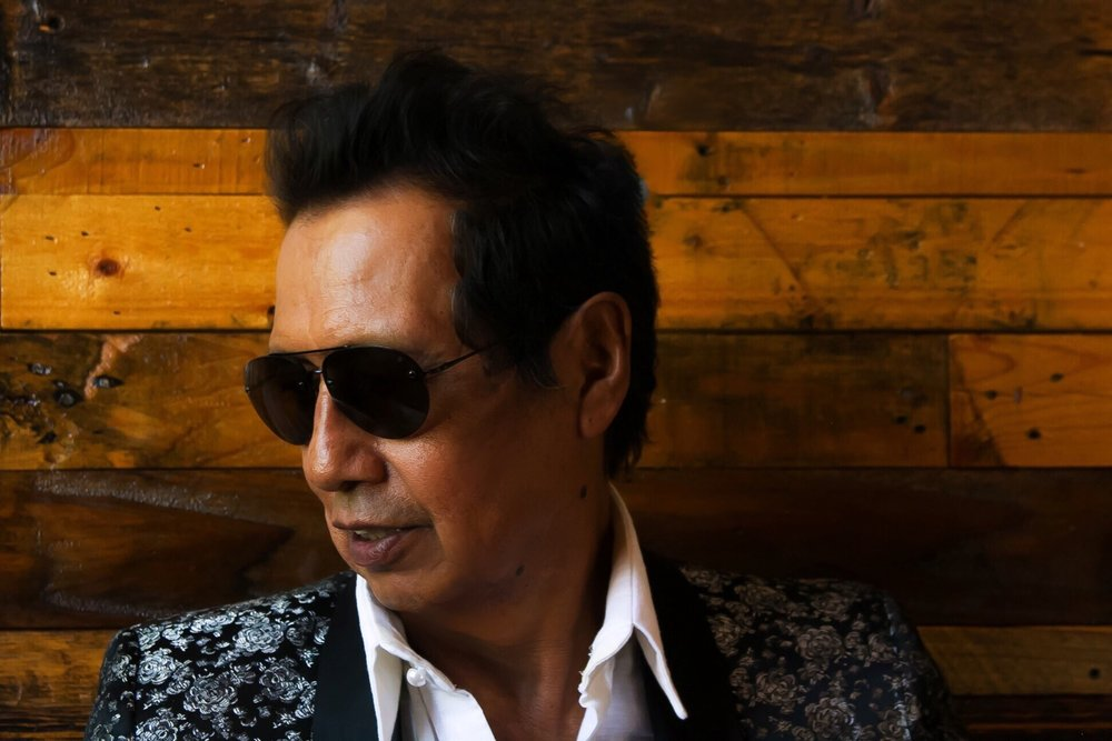 Alejandro Escovedo, who plays August 26 at Orton Park Fest. Photo by Nancy Rankin Escovedo.