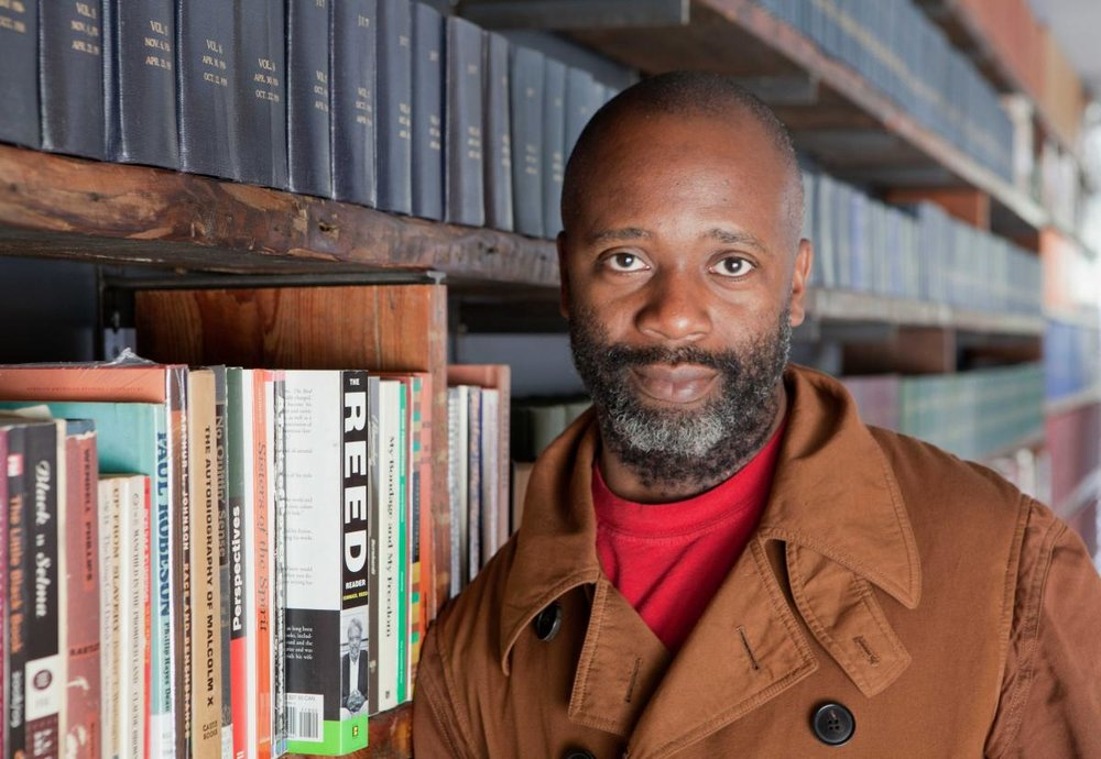 Theaster Gates .