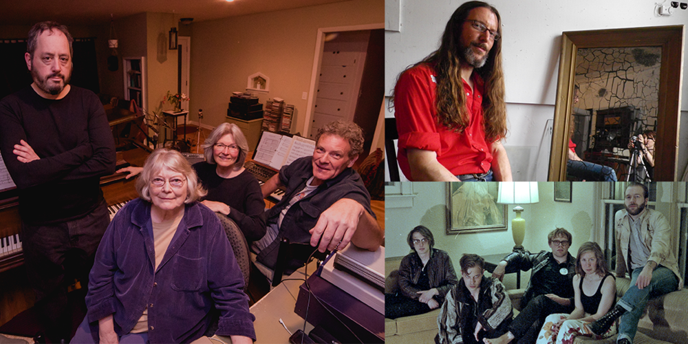 Clockwise from left: The Indigenous jazz series hosts a piano summit on November 20, Tom Carter plays Good Style Shop on November 19, and Dusk plays The Frequency on November 23.