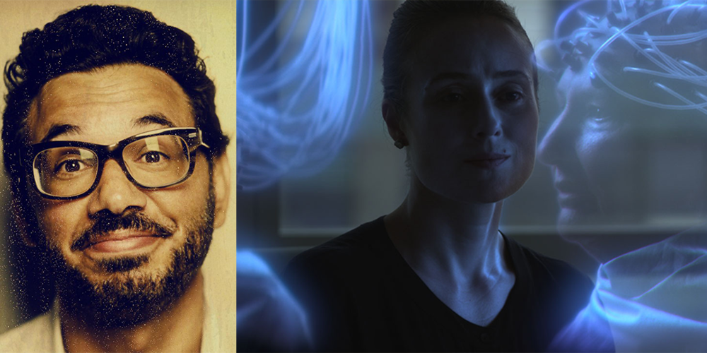 Al Madrigal (left) is at Comedy Club on State through October 10, and ADVANTAGEOUS   screens at the Union South Marquee on October 10.