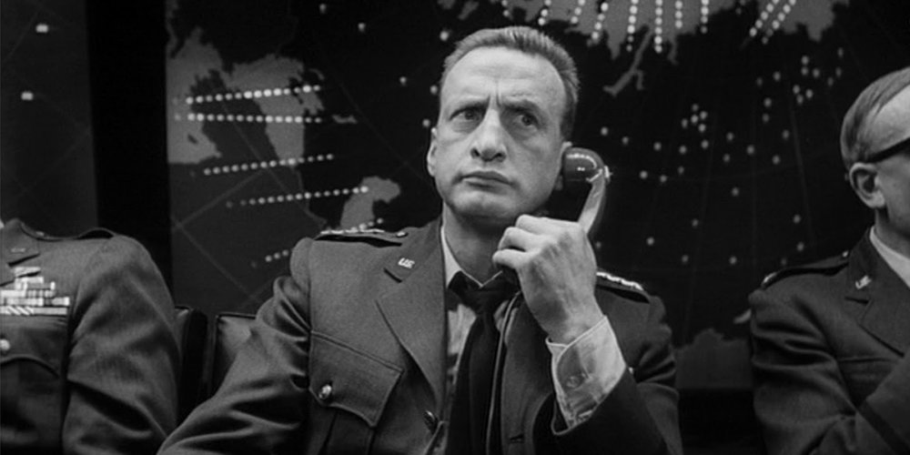 Dr. Strangelove plays at the Chazen on September 6.