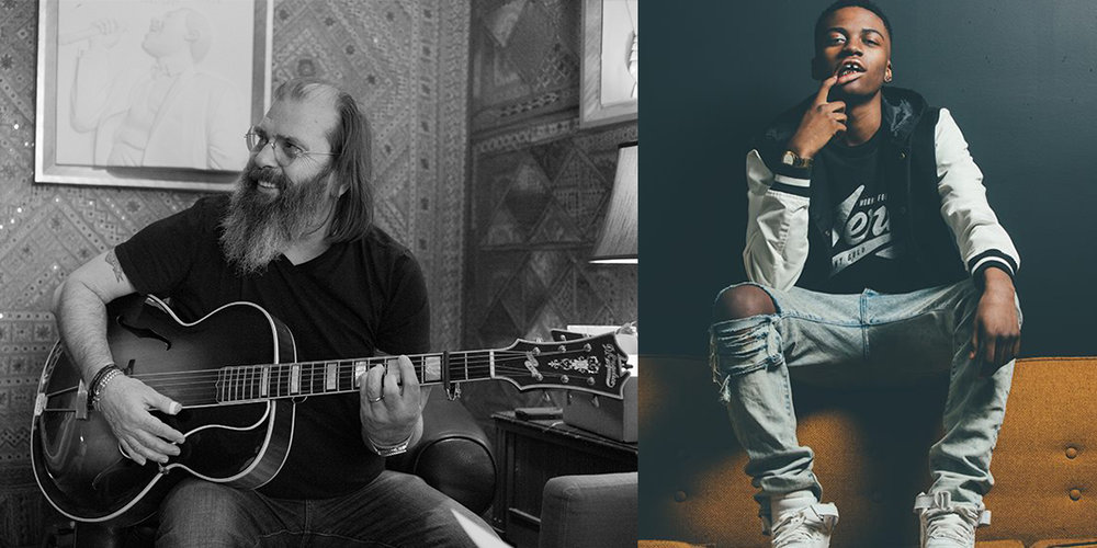 Steve Earle (left) plays The Barrymore on August 8; IshDARR plays Memorial Union Terrace on August 6.
