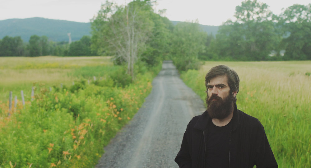 Patrick Stickles of Titus Andronicus. Photo by Ray Concepcion.
