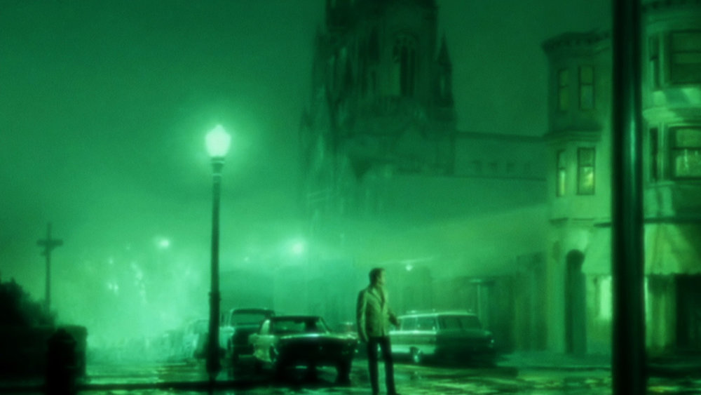 """ The Green Fog."""