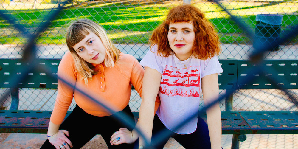 Girlpool play October 14 at Union South.