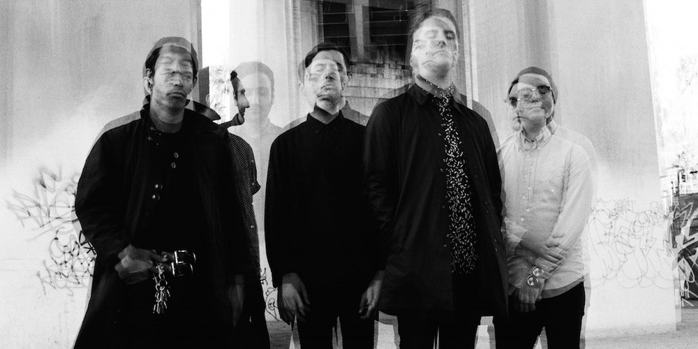 Deafheaven. Photo by Kristen Coffer.