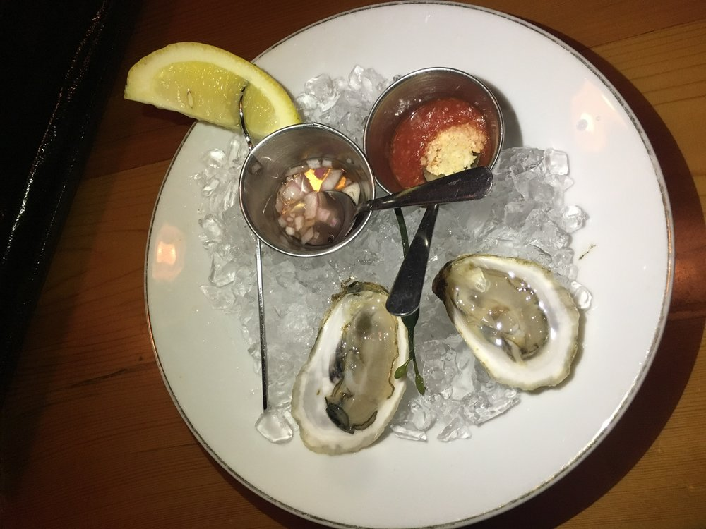 WiAnno oysters.