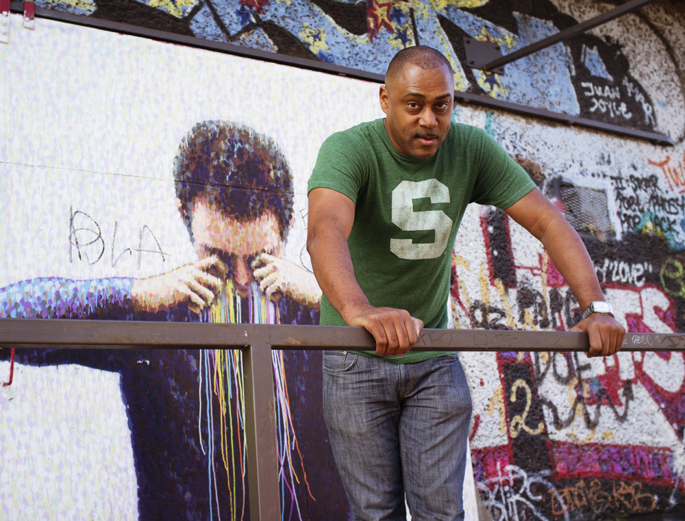 Mike Huckaby.