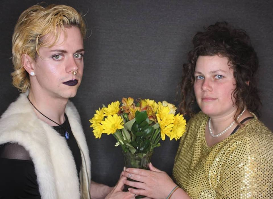 Gender Confetti.